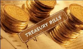Treasury bills sales