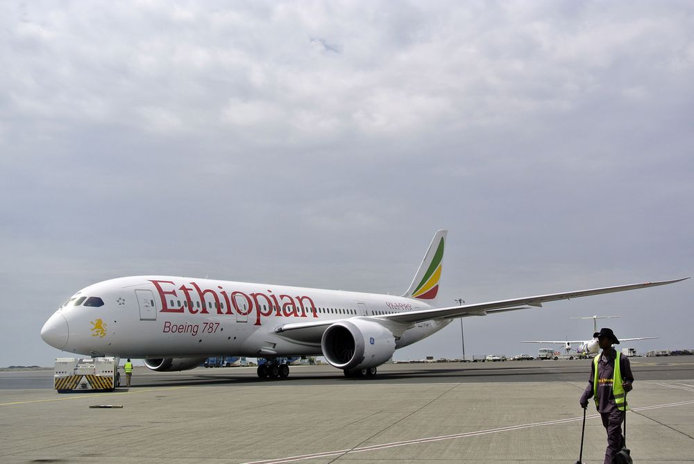 Ethiopian Airlines, Nigeria reopen international flights