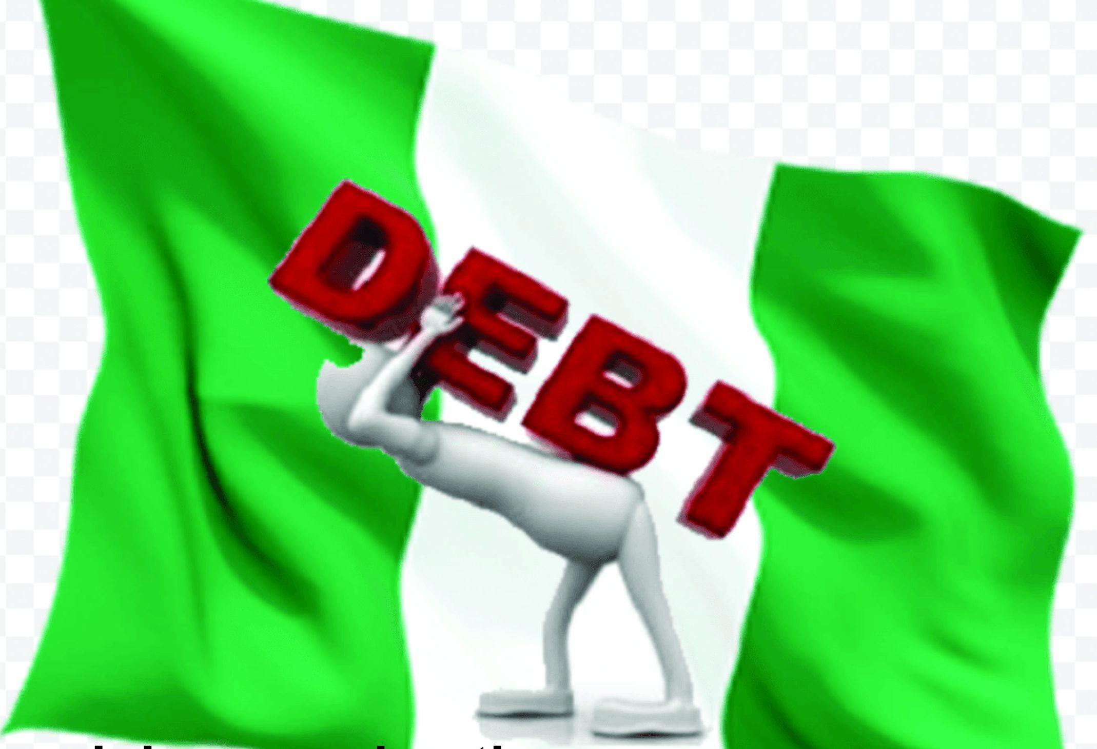Nigeria debt stock