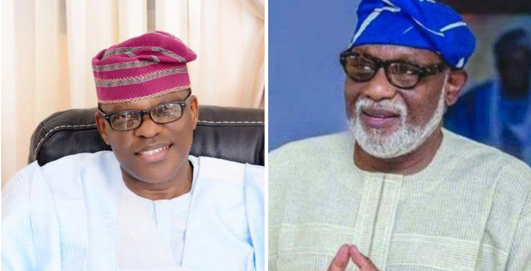 Jegede and Akeredolu