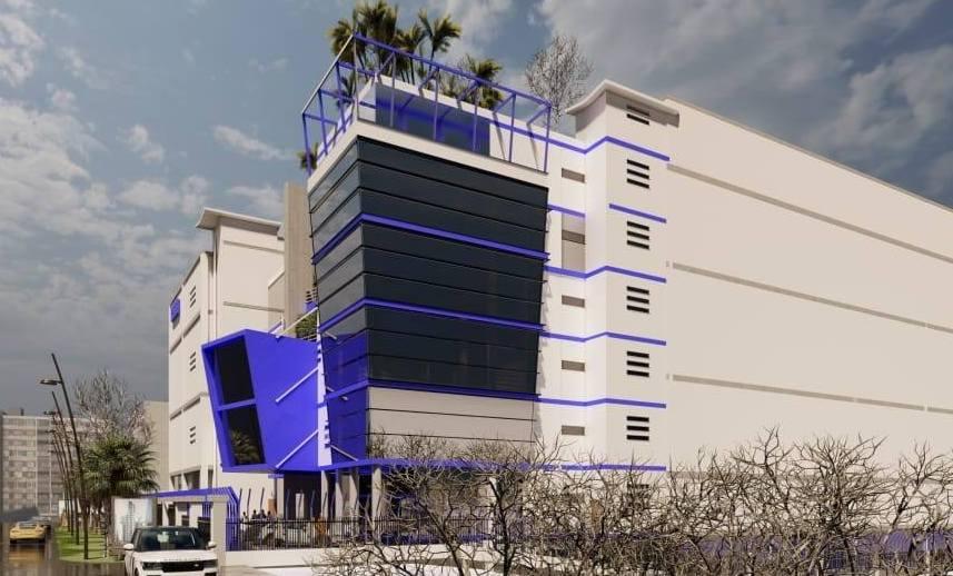 Econet data centre