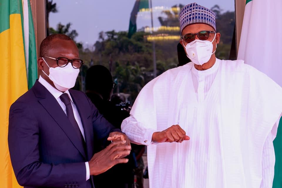 Buhari and Benin President