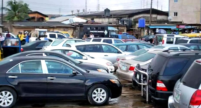 Lagos to auction vehicles