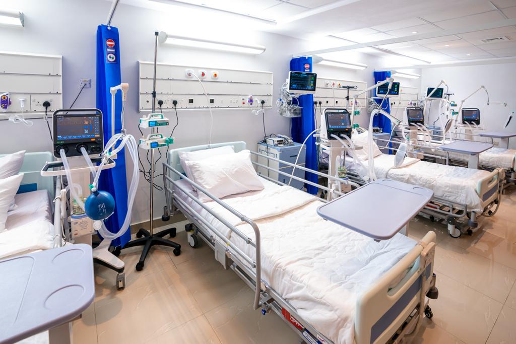 Lagos medical facility