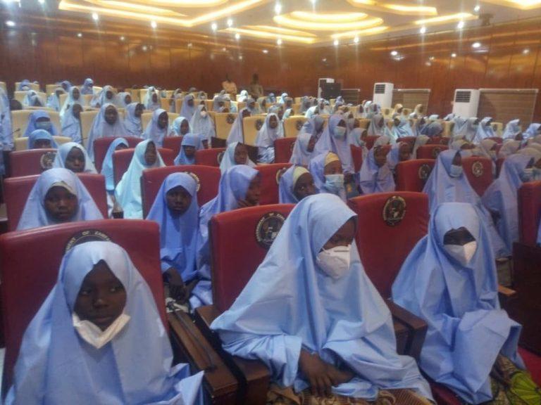 Zamfara school girls released